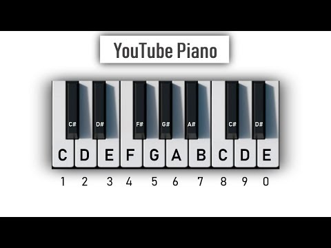 Xxx Mp4 YouTube Piano Play It With Your Computer Keyboard 3gp Sex