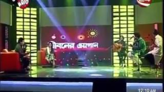 দেখুন,মোশারফ করিম গাইলেন সুমধুর গান, Ununpluged song by MOSHARROF KARIM, BEST SONG EVER 2017