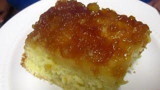 How To Make SoulfuT Upside Down Pineapple Cake