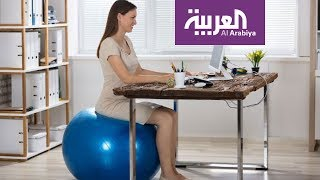صباح العربية | فوائد كثيرة للكرة المطاطية