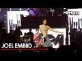 Meek Mill Brings out Philadelphia Sixers Joel Embiid at His Meek Mill & Friends Concert