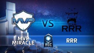 HGC Korea – Phase 2 - Game 5 - Rrr vs MVP Miracle