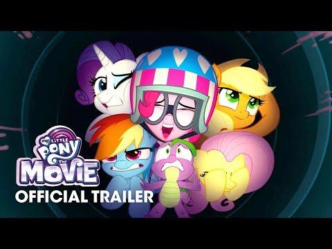 """Xxx Mp4 My Little Pony The Movie 2017 Official Trailer """"Pony Party"""" – Emily Blunt Sia Zoe Saldana 3gp Sex"""
