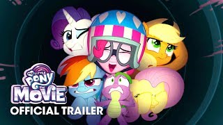 "My Little Pony: The Movie (2017) Official Trailer ""Pony Party"" – Emily Blunt, Sia, Zoe Saldana"