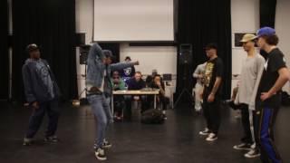 Stylez Clash - Showcase Battle - Judges VS Winners