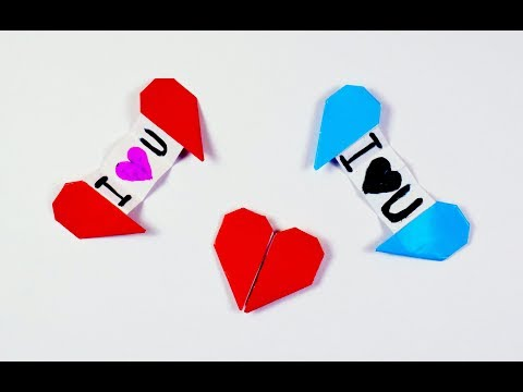 Xxx Mp4 How To Make A Paper Heart With Message 3gp Sex