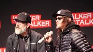 WSC Mannheim 2018 - Norman Reedus about Boondock Saints 3