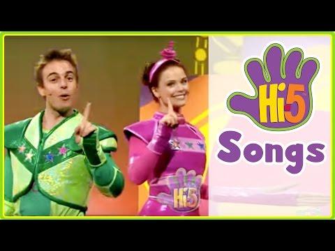 watch Hi-5 Songs | Robot Number One & More Kids Songs