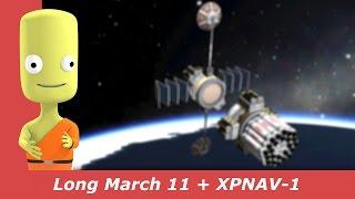 Long March 11 Launches | XPNAV-1 | KNews #63