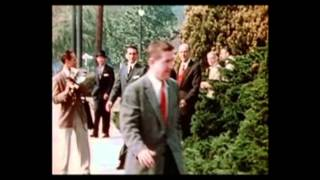 Marilyn Monroe - Very Rare Colour Home Movies From 1956