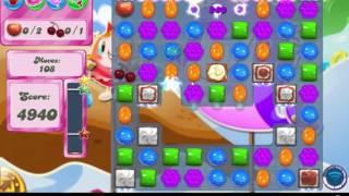Candy Crush Saga Level 1635 P1