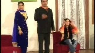 Pakistani Stage Drama | Rabba Ishq Na Hoye II  [3/13]