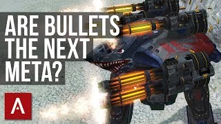 War Robots Pro Weapons: Are BULLETS the NEXT Meta?
