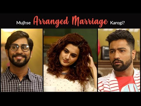 Xxx Mp4 MensXP Mujhse Arranged Marriage Karogi Ft Taapsee Pannu Vicky Kaushal Kamles AKA Ankush 3gp Sex