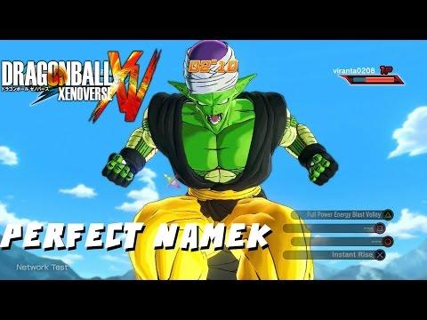 Let's Play Dragon Ball Xenoverse (ENGLISH BETA) The Perfect Namekian