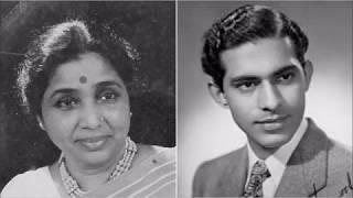 IMAAN (1951, Unreleased) -  Tum bade wo ho - Asha Bhonsle & Talat Mehmood