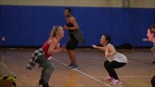 Hip Hop Dance Workouts - Class Teaser