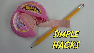 Simple Life Hacks For Any Student (School Hacks)