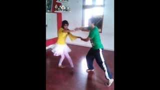 Dance On AmberSariya Fukrey Movie song Salsa Hip Hop