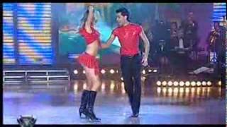 Showmatch 2007 - La cumbia de Liz Solari