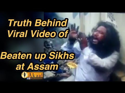 Xxx Mp4 Truth Behind Viral Video Of Beaten Up Sikhs In Assam Akaal Uncensored 3gp Sex