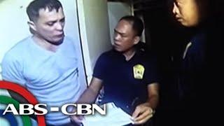 TV Patrol: Dating PBA player Paul Alvarez, iginiit na na-set up siya sa shabu raid