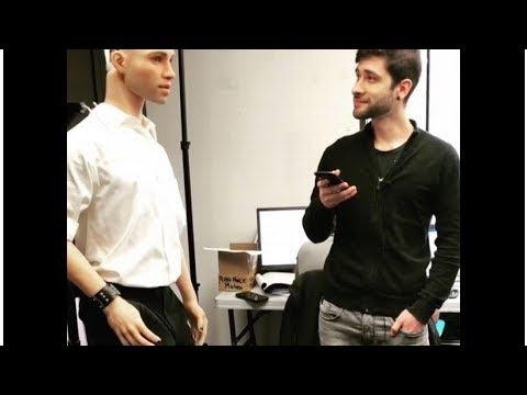 Xxx Mp4 New 'superhuman' Male Sex Robot Has A Sense Of Humour And Tells Jokes 3gp Sex
