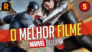 SOLDADO INVERNAL É O MELHOR FILME! | VÍDEO 5/10 #MarvelStudios HD