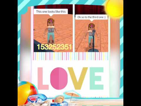 Roblox High School Cute Girl Outfit Codes By Coolcracker 2