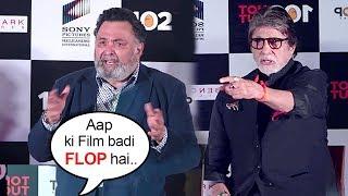 Amitabh Bachchan & Rishi Kapoor