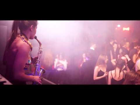 Ellie Sax - This Girl Live Sax remix - Fibbers York - Ibiza Sax Player