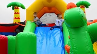 1 Playground Family Fun Play Area for Kids Children Play Centre with bouncy castle
