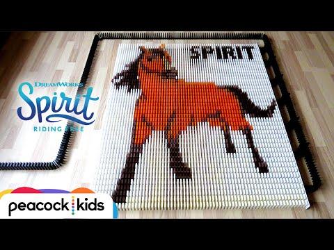 Xxx Mp4 Spirit In 25 000 Dominoes SPIRIT RIDING FREE 3gp Sex