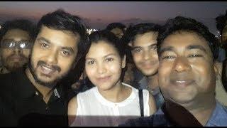 Kolkata meetup Live with Trisha ! Surprise - Indian Girl Channel Trisha