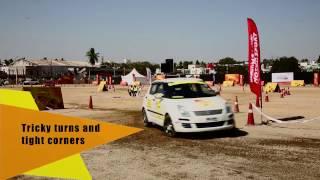 Maruti Suzuki AutoCross 2016 - Round 4 Hyderabad