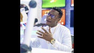 #LIVE: BLOCK89 - EXCLUSIVE INTERVIEW NA MASANJA MKANDAMIZAJI - WASAFI FM (16/05/2019)