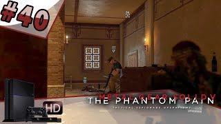 MGS V : THE PHANTOM PAIN - LP #40 [PS4] Mission secondaire : Les enfants échappés 01 & 02