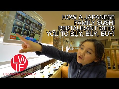 Xxx Mp4 How A Japanese Family Sushi Restaurant Gets You To Buy Buy Buy 3gp Sex