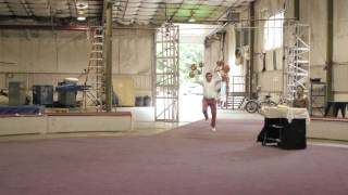 Big Apple Circus 2014-2015 METAMORPHOSIS Rehearsal Footage