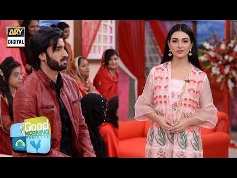 Xxx Mp4 WATCH Agha Ali And Sara Khan Address Engagement Rumours 3gp Sex