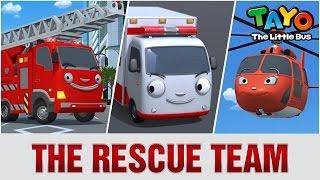 The Rescue Team l Meet Tayo
