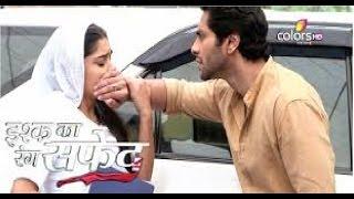 Ishq Ka Rang Safed:Dhaani ,Viplav's cute love scene