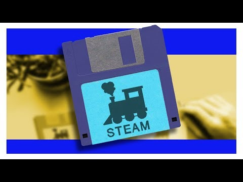 If Steam existed in the 1980s Wonders of the World Wide Web