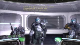 Star Wars - Republic Commando Intro Cutscene [HD]