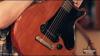 1960 Gibson Les Paul Jr 3/4 Scale - THE GEORGE GRUHN ® GUITAR SHOW (Season 2) - TMNtv