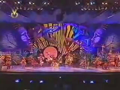 Miss Venezuela 1998 Africano 1