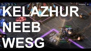 Kelazhur (T) v Neeb (P) - StarCraft 2 - Legacy of the Void 2018