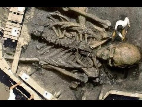 Giant Human Skeletons Mass Illuminati Cover Up Full Documentary 2015