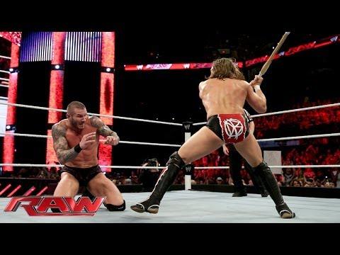 Xxx Mp4 Daniel Bryan Vs Randy Orton No Disqualification Match Raw March 17 2014 3gp Sex