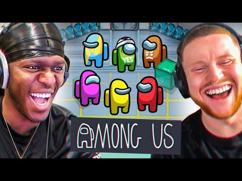 SIDEMEN play AMONG US but it s the STRANGEST play ever Sidemen Gaming